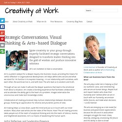 www.creativityatwork.com/strategic-conversations-arts-based-dialogue/#.UUS2DrbB1-U