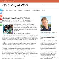 www.creativityatwork.com/strategic-conversations-arts-based-dialogue/#.UUS2DrbB1-U