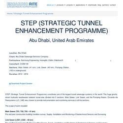 Strategic Tunnel Enhancement Programme (STEP)