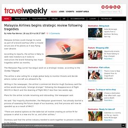 malaysia airline strategic plan Malaysia airlines is the government-owned flag carrier of malaysia malaysia airlines operates flights from its home base, kuala lumpur international airport, and its secondary hub in kota kinabalu despite a financial restructuring exercise in 2006, malaysia airlines maintains a strong presence in shoutheast asia, east asia, south asia, middle.