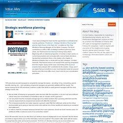 Leo Sadovy - Strategic Workforce Planning