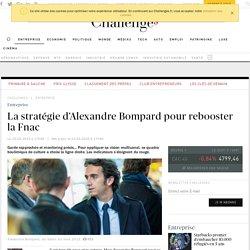 La stratégie d'Alexandre Bompard pour rebooster la Fnac