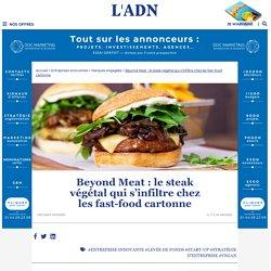 Stratégie Beyond Meat : les recettes du succès de la marque