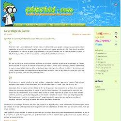 Blog Archive » La Stratégie du Cancre