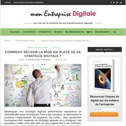 Comment réussir la mise en place de sa stratégie digitale?