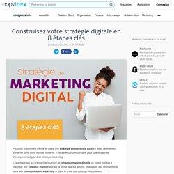 Stratégie de marketing digital réussie : objectifs, outils, actions