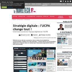 Stratégie digitale : l'UCPA change tout !