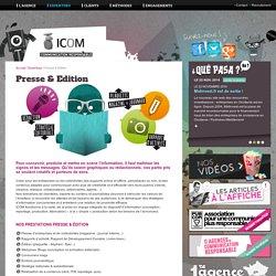 Stratégie éditoriale et création de contenus