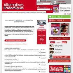 Histoire et stratégie des grandes entreprises n°096 Septembre 2013