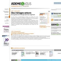 Stratégie&études n°31 - 2 février 2012