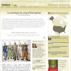 La stratégie du coup d'État global, par Manlio Dinucci