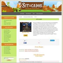 Sfgame jeu online RPG et de stratégie gratuit. Vivez des aventures en ligne