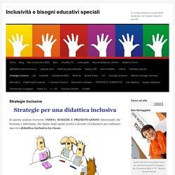 Strategie Inclusive