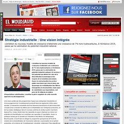 Stratégie industrielle : Une vision intégrée