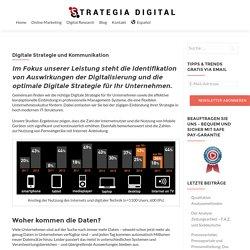 Digitale Strategie und Kommunikation