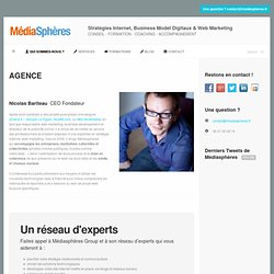 Agence Conseil et Audit en stratégie internet, Business Model digitaux, web marketing