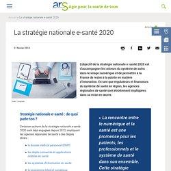 La stratégie nationale e-santé 2020