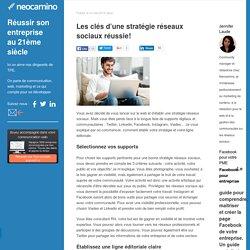 Les clés d'une stratégie réseaux sociaux réussie! par Neocamino