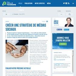 » Créer une stratégie de médias sociaux