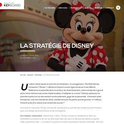 La stratégie de Disney - Solutions Keyboard