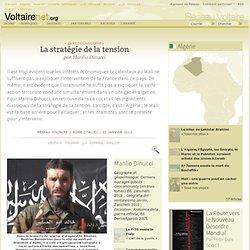 La stratégie de la tension | « L'art de la guerre »