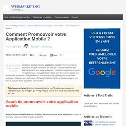 ▶ 10 Stratégies Efficaces pour Promouvoir votre Application Mobile [Guide]