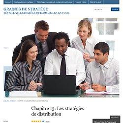 Chapitre 13: Les stratégies de distribution « b.v.p business group