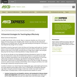 ASCD Express 6.04 - 10 Essential Strategies for Teaching Boys Effectively