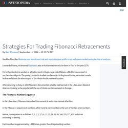 Strategies For Trading Fibonacci Retracements