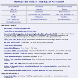 Strategies for Science Teaching and Assessment