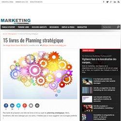15 livres de Planning stratégique