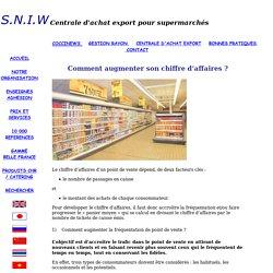 Conseils stratégiques pour votre supermarché