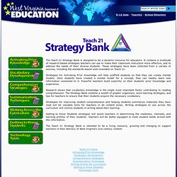 Strategy Bank