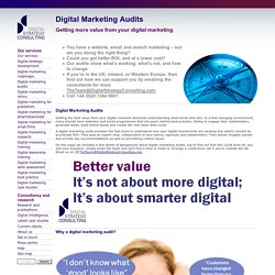 audits boosting your digital marketing strategy with a digital audit