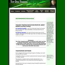 stock market trading and forex trading strategy - Recommended Resources
