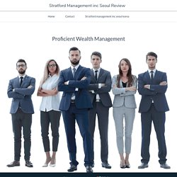 stratford management inc seoul korea