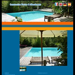 Piscine pearltrees for Combien coute une piscine