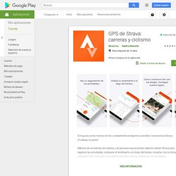 Strava Running and Cycling GPS - Android Apps on Google Play