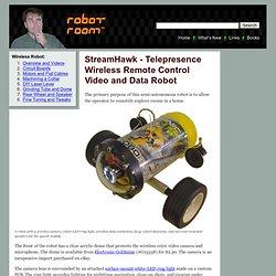 StreamHawk Wireless Video Explorer