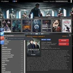 Sherlock saison 1 épisode 1 (S01E01) streaming regarder gratuitement