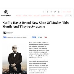 Streaming Netflix Movies And TV Shows in March 2014