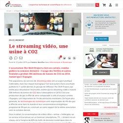 Le streaming vidéo, une usine à CO2