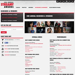2010 Nominees - The Streamy Awards