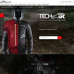 Tech-Air™ Street Airbag System Alpinestars