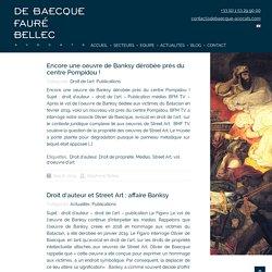 Street Art Archives - DE BAECQUE FAURE BELLEC