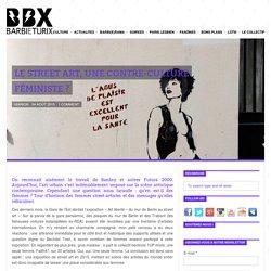Le street art, une contre-culture féministe ?