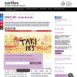 STREET ART : Le jeu de la vie
