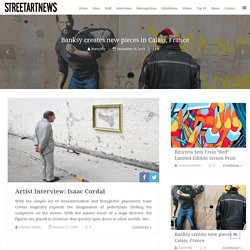 Your Ultimate Street Art News Site