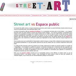 Street art » Street art vs espace public