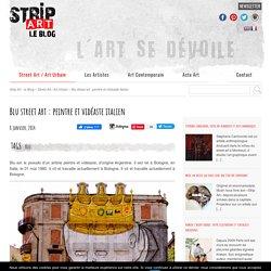 le street art de Blu, artiste italien - sur Strip Art le Blog